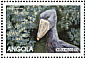 Shoebill Balaeniceps rex  1999 Fauna 6v sheet