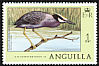 Yellow-crowned Night Heron Nyctanassa violacea  1977 Definitives