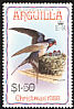 Barn Swallow Hirundo rustica  1980 Christmas