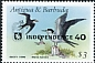 Sooty Tern Onychoprion fuscatus  1988 Various overprints