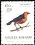 Saffron-cowled Blackbird Xanthopsar flavus