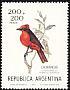 Vermilion Flycatcher Pyrocephalus rubinus