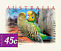 Budgerigar Melopsittacus undulatus  2002 China 2002 Sheet, sa