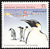 Emperor Penguin Aptenodytes forsteri  1988 Environment, conservation and technology 5v set