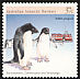 Adelie Penguin Pygoscelis adeliae  1988 Environment, conservation and technology 5v set