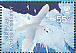 Snow Petrel Pagodroma nivea  2009 Preserve the polar regions and glaciers 2v sheet