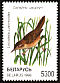 Savi's Warbler Locustella luscinioides  1998 Songbirds in the Red Book