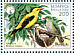 Eurasian Golden Oriole Oriolus oriolus  2002 BirdLife International Sheet