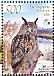 Eurasian Eagle-Owl Bubo bubo  2008 Owls BirdLife Sheet with 2 sets
