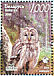 Ural Owl Strix uralensis  2008 Owls BirdLife Sheet with 2 sets