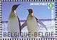 Emperor Penguin Aptenodytes forsteri  2009 Preserve the polar regions and glaciers 2v sheet