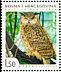 Eurasian Eagle-Owl Bubo bubo