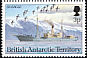 Cape Petrel Daption capense  1993 Antarctic ships 12v set
