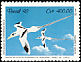 White-tailed Tropicbird Phaethon lepturus  1992 2nd United Nations conference on environment 2v set