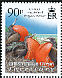 Great Frigatebird Fregata minor  2009 Definitives 12v set