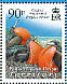 Great Frigatebird Fregata minor  2009 Definitives 12v sheet