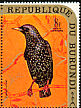 Common Starling Sturnus vulgaris