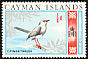 Grand Cayman Thrush Turdus ravidus �  1969 Definitives No wmk