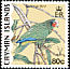 Cuban Amazon Amazona leucocephala  1996 National identity 12v set