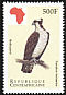 Western Osprey Pandion haliaetus  1999 Birds of Africa