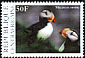 Horned Puffin Fratercula corniculata  2001 Birds