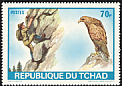 White-tailed Eagle Haliaeetus albicilla  1972 Scouts 5v set