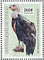 California Condor Gymnogyps californianus  2003 Birds of prey Sheet