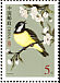 Yellow-bellied Tit Pardaliparus venustulus  2004 Chinese birds