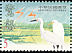 Little Egret Egretta garzetta  2000 24 seasonal periods - spring 6v strip