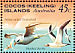 White-tailed Tropicbird Phaethon lepturus  1995 Seabirds Sheet