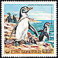 Galapagos Penguin Spheniscus mendiculus  1977 Endangered animals 6v set