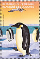 Emperor Penguin Aptenodytes forsteri  1999 Protection of the worlds environment 4v sheet