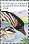 Nene Branta sandvicensis  1999 Fauna and flora 8v sheet