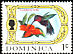 Purple-throated Carib Eulampis jugularis  1969 Definitives