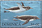 Galapagos Penguin Spheniscus mendiculus  1998 International year of the ocean 9v sheet