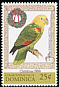 Yellow-headed Amazon Amazona oratrix  1999 Christmas