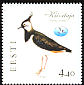 Northern Lapwing Vanellus vanellus  2001 Bird of the year