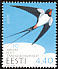 Barn Swallow Hirundo rustica  2001 Restoration of Estonian independence