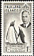 Gentoo Penguin Pygoscelis papua  1952 Definitives, George VI