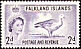 Upland Goose Chloephaga picta  1956 Definitives, Elisabeth II