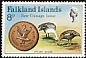 Upland Goose Chloephaga picta  1975 New coinage 4v set