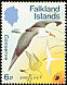Black-browed Albatross Thalassarche melanophris  1984 Nature conservation 4v set