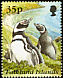 Magellanic Penguin Spheniscus magellanicus  1995 Wildlife 6v set