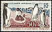 Adelie Penguin Pygoscelis adeliae  1962 Definitives