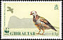 Barbary Partridge Alectoris barbara  1991 WWF