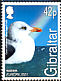 Yellow-legged Gull Larus michahellis  2001 Europa 2001 Water 4v set