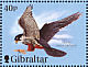 Eurasian Hobby Falco subbuteo  2001 Wings of prey Sheet