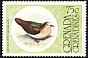 Grenada Dove Leptotila wellsi  1976 Flora and fauna 7v set