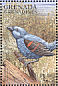 Blue Grosbeak Passerina caerulea  1999 Flora and fauna 9v sheet