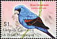Blue Grosbeak Passerina caerulea  2003 Birds of the world